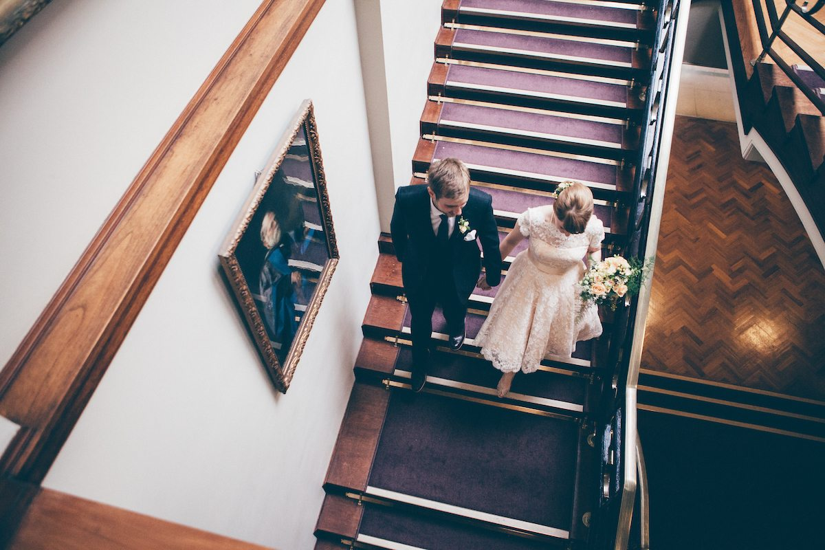 Stoke Newington Town Hall + Tab Centre wedding venue
