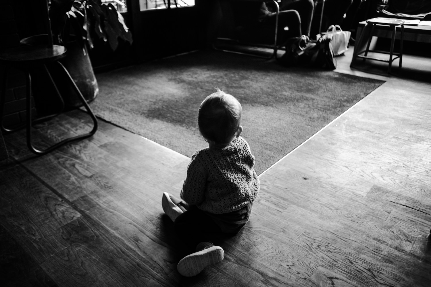 Shoreditch family photography | Ace Hotel baby | September Pictures