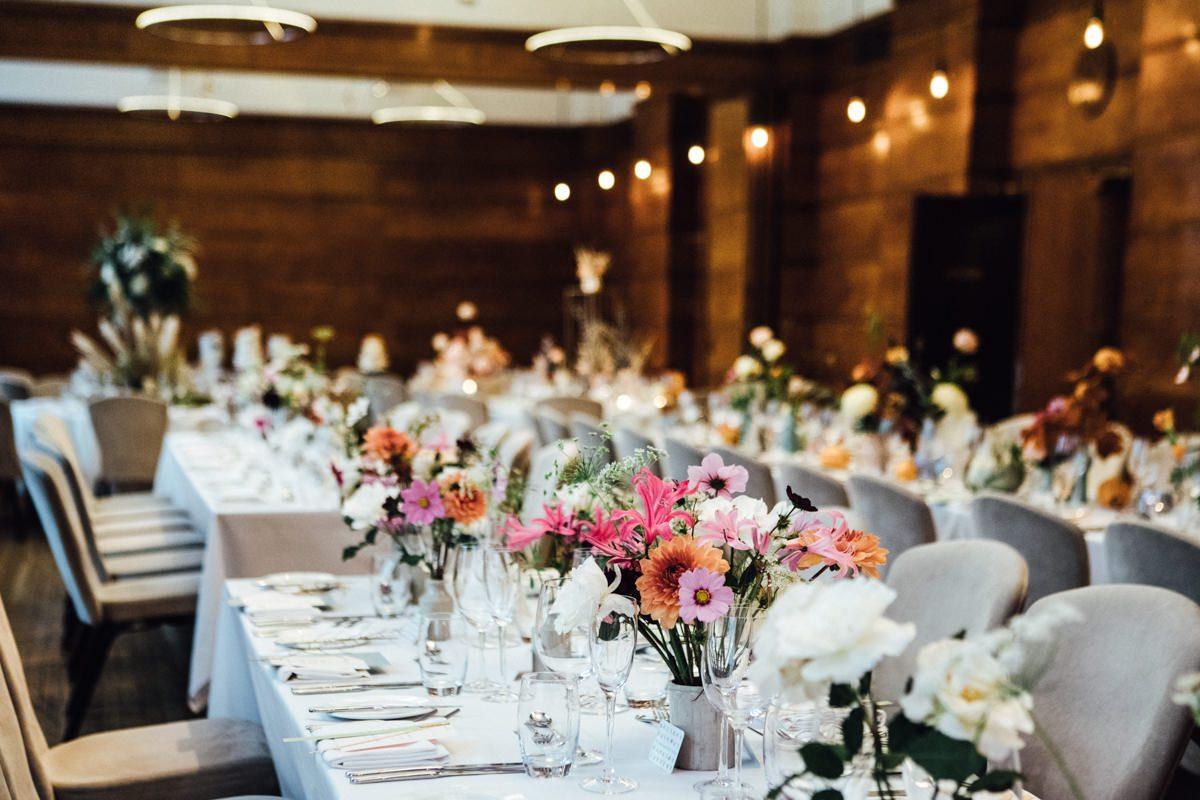 Town Hall Hotel wedding venue | East London wedding flowers, etc