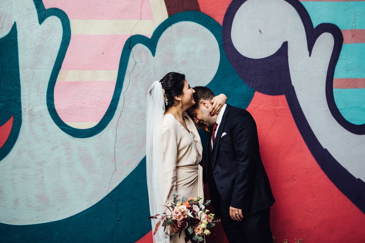 Shoreditch wedding photographer | September Pictures