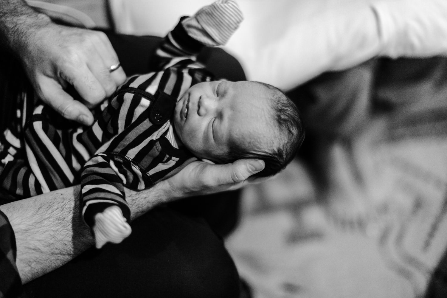 Silver Lake newborn photography: baby Jasper in Los Angeles