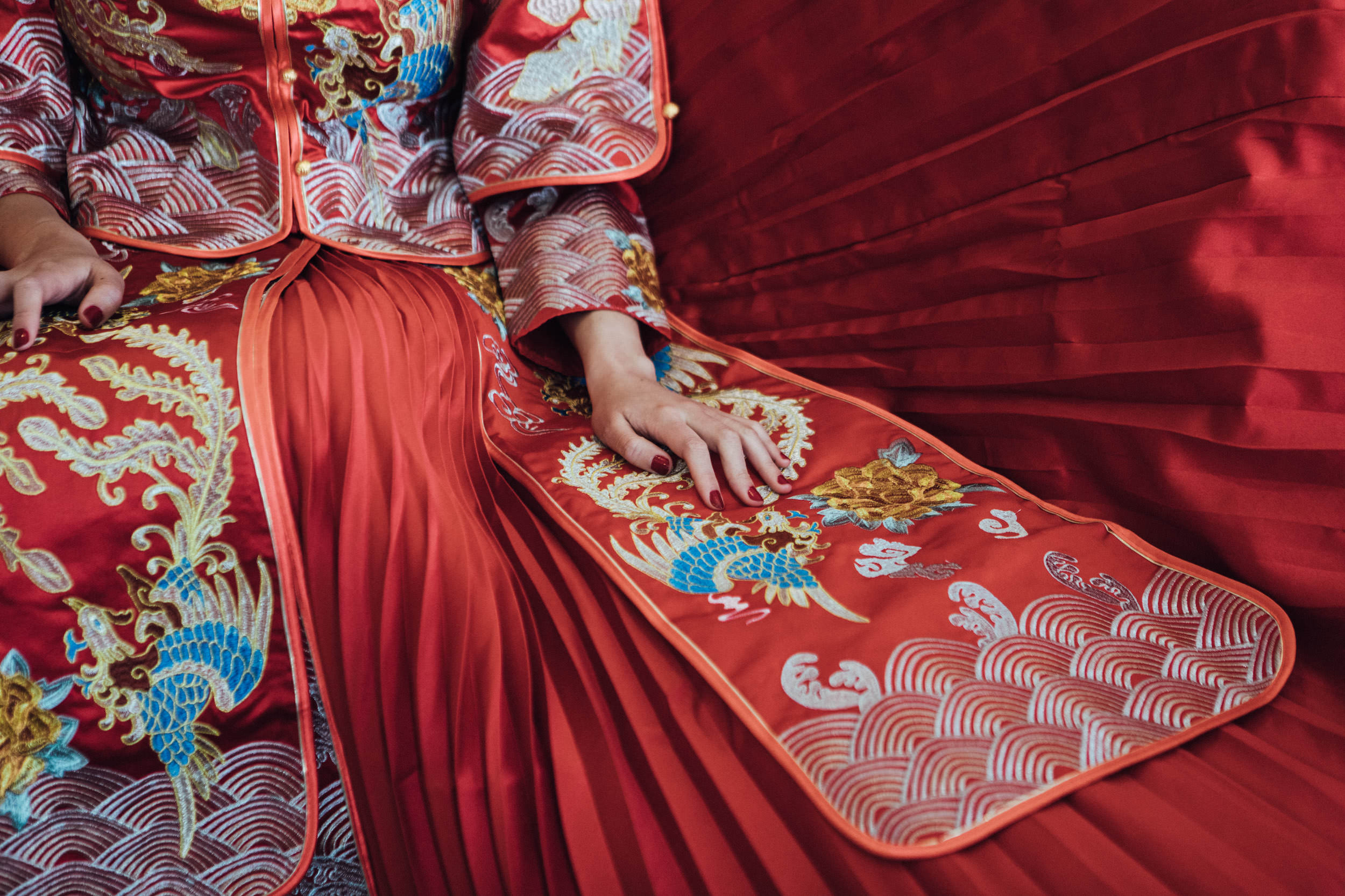 Santa Cruz wedding photography | Northern California Chinese wedding