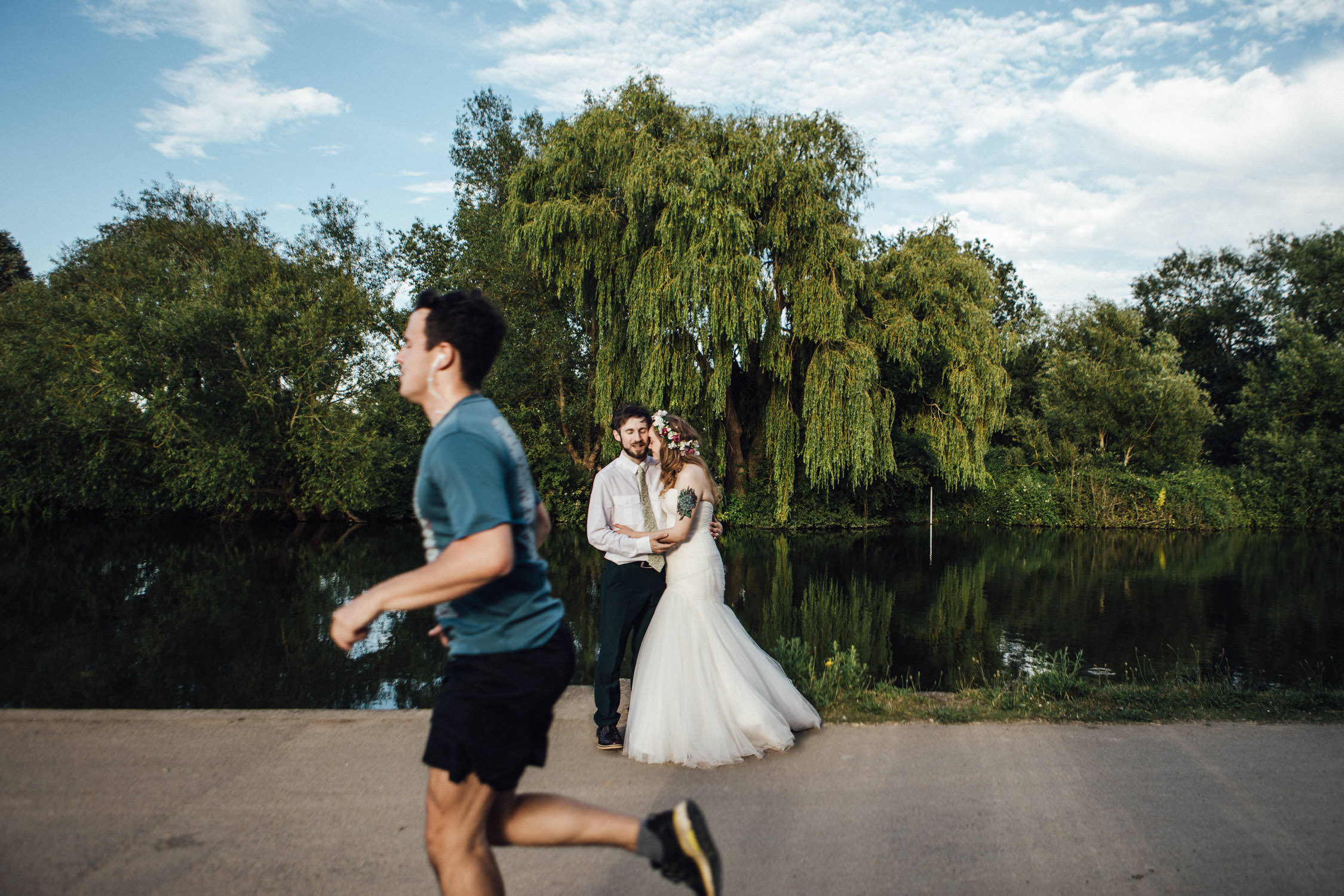 Wedding by the Thames in Oxford | September Pictures