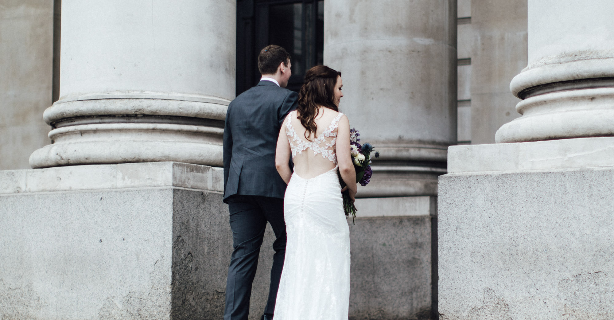 1 Lombard Street wedding photography | Central London wedding venue