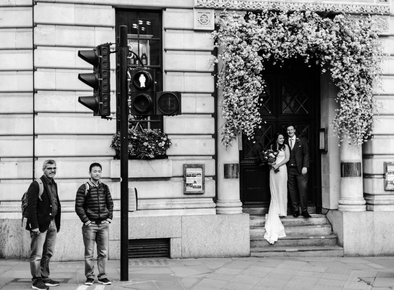 1 Lombard Street wedding photography | Central London wedding venue