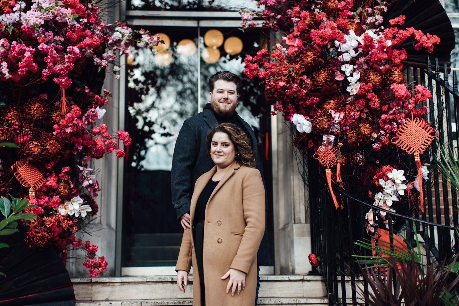 London engagement photography by September Pictures